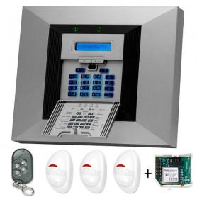 Alarma Powermax Pro para casa y comercio  más modulo GSM - GPRS