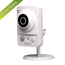 Cámara IP interior con Pir para vídeo verificación