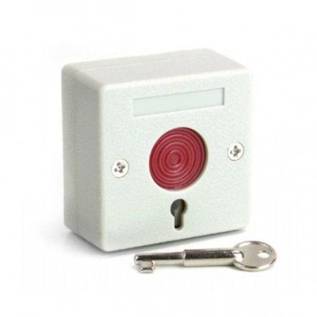 Interruptor de pánico con llave