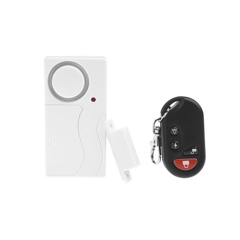 Alarma para puerta o ventana con mando