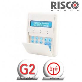 Teclado Risco RW132KPPW30A (LCD)