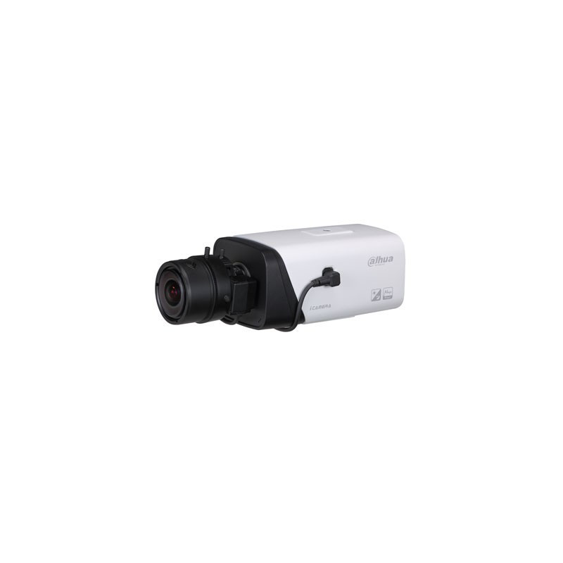 Box HDCVI 2M 1080P DN ICR 0.05Lux Audio Alarma Dual (sin óptica)