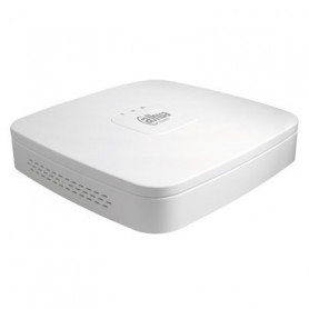 DVR HDCVI 4ch 1080P@25ips 2IP 1HDMI 1HDD Formato Doméstico