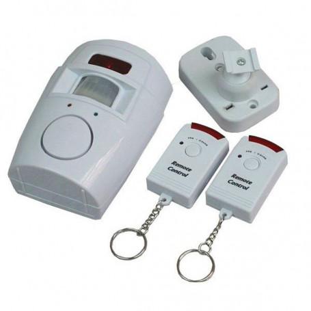 Sensor de movimiento con función alarma