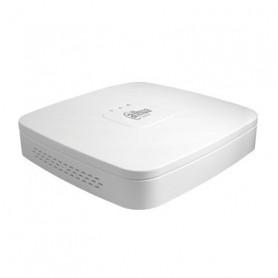 DVR HDCVI 8ch 960H/720P@12ips 2IP 1HDMI 1HDD Formato Doméstico