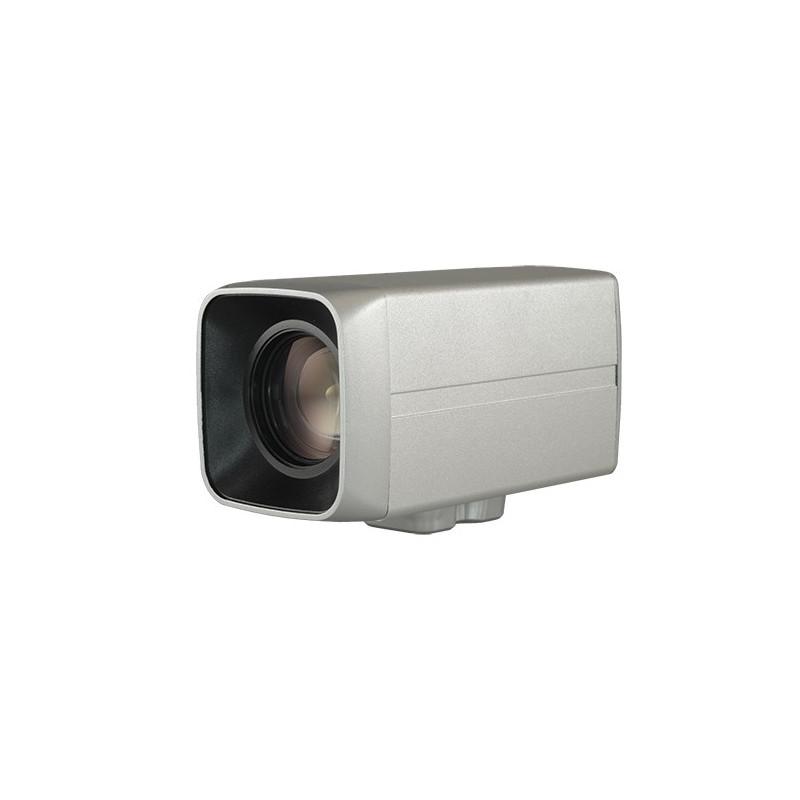 Cámara tipo Box con Zoom motorizado 20X Autofocus. HDCVI 1080p