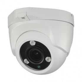 Cámara domo HDCVI 720P (50FPS) Gama PRO