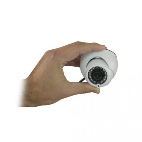 Cámara Mini domo HDCVI 1080p (25FPS) Gama ECO