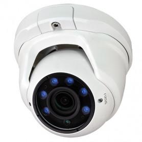 Cámara domo con audio e infrarrojos, HDCVI 1080p económica