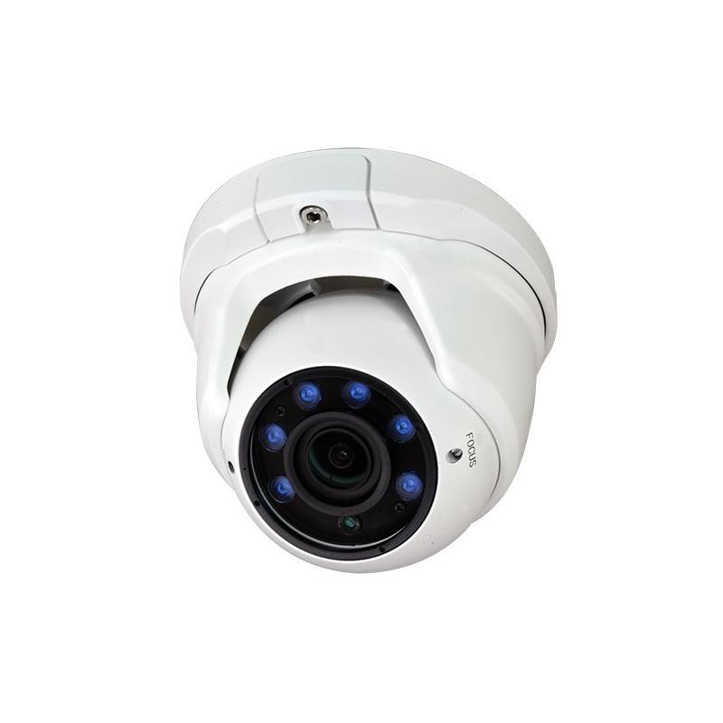 Cámara domo con infrarrojos, HDCVI 1080p económica