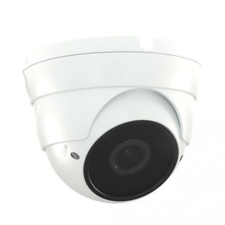 Cámara domo Starlight 1080p Alta sensibilidad HDTVI