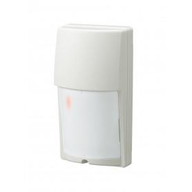 10,8-13,2 V - Detector PIR para exteriores cobertura 15 x 12 m 120º