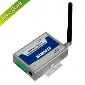Control remoto por GSM de apertura de puertas y equipos eléctricos