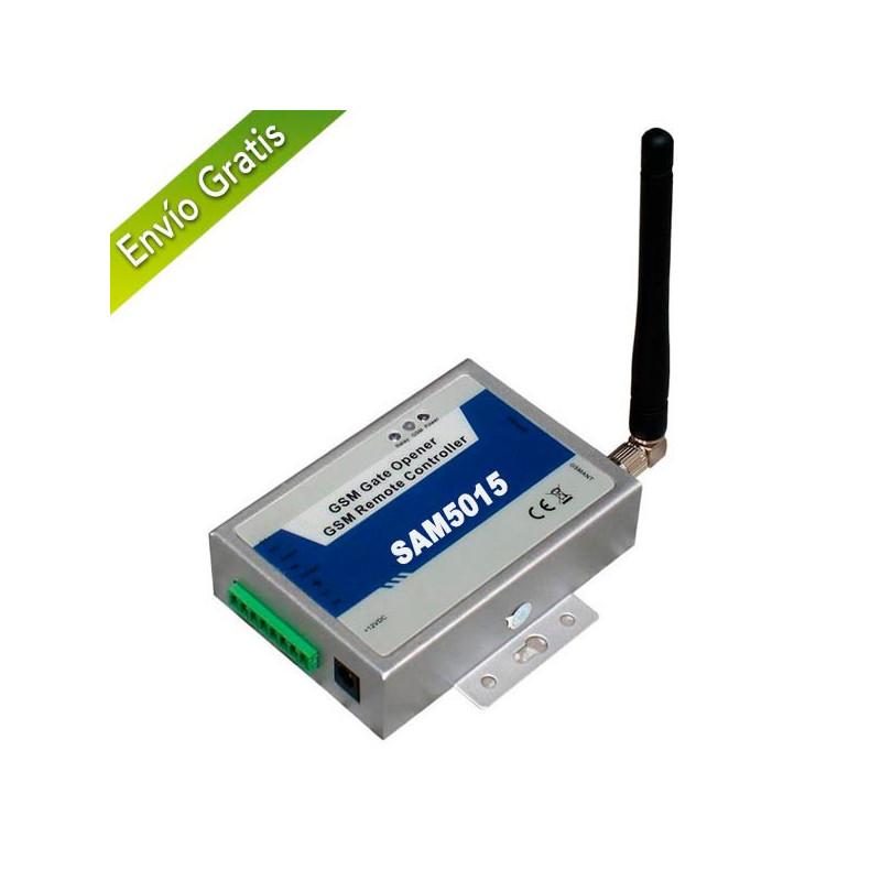 Abrir puertas por GSM