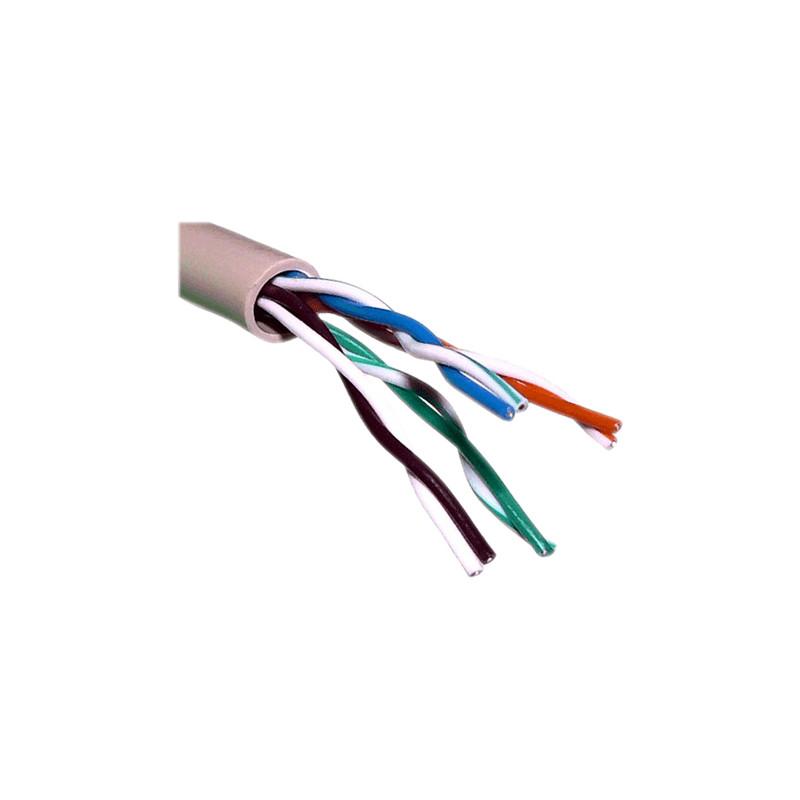 Cable UTP categoria 5 libre de halógenos