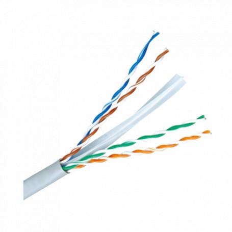 Cable UTPcategoria 6 libre de halógenos