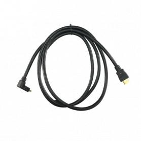 Cable HDMI - A/M-A/M Acodado – 1.8m
