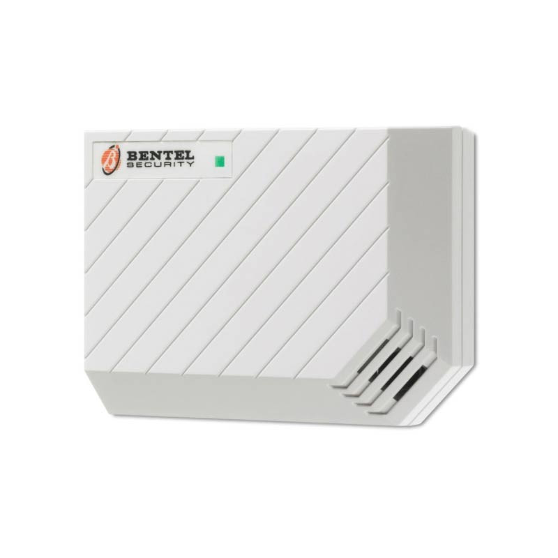 Detector rotura de cristal cableado para alarma Bentel