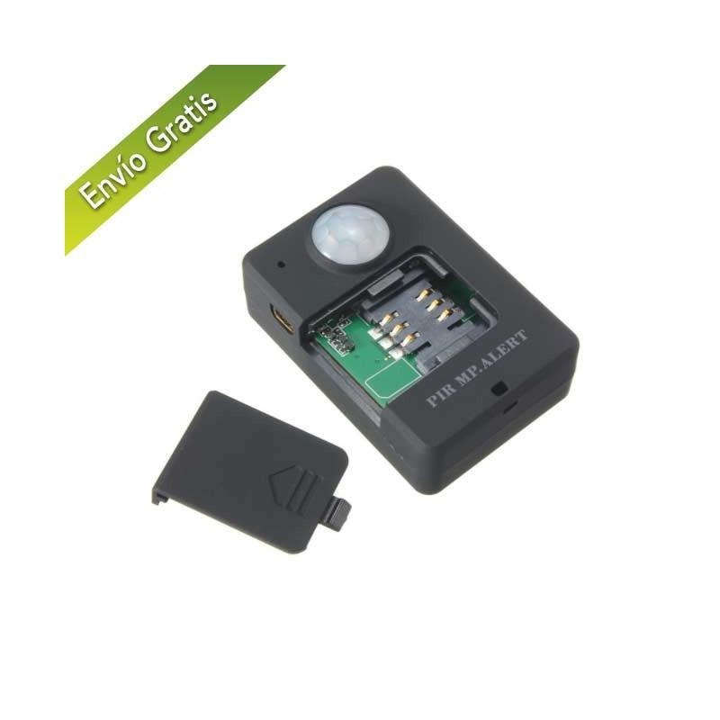 Detector de movimiento con GSM