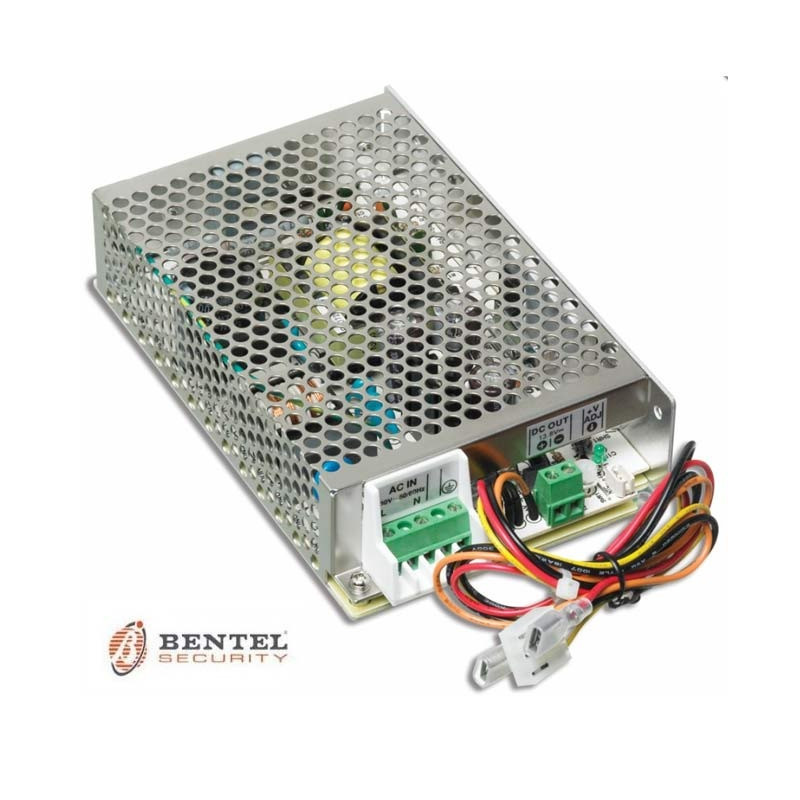 Fuente de alimentación 24v 5A con salida de batería