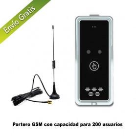 Portero automático GSM
