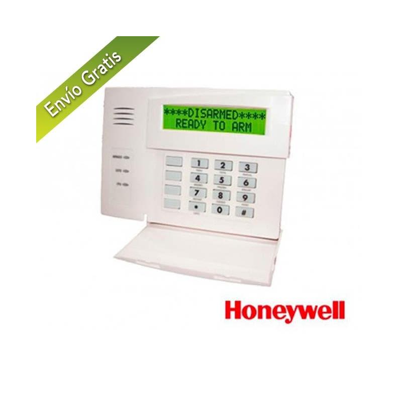 Teclado 6164SP de Honeywell en Español