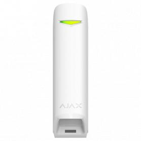 Detector PIR tipo cortina Ajax – Blanco