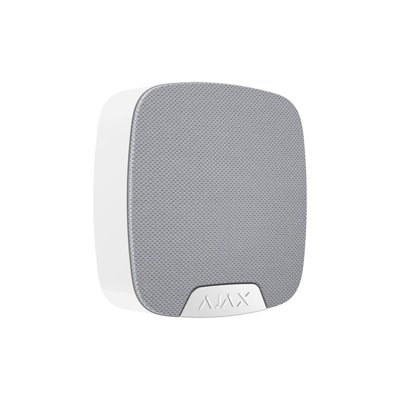 Sirena para interior - 105 dB – Blanca