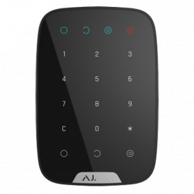 Teclado independiente negro - Bidireccional – Ajax