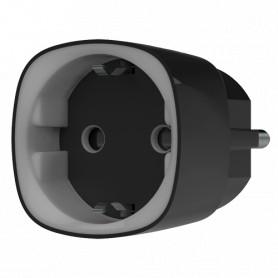 Enchufe inteligente con control remoto – Medidor de consumo - Color negro