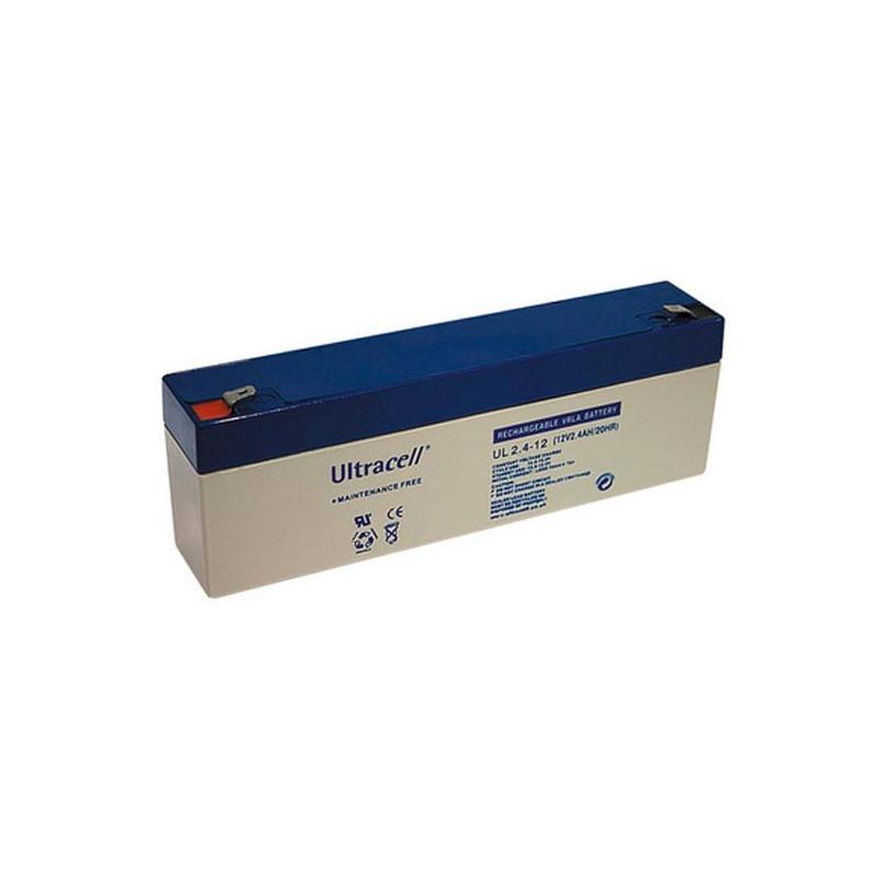 Batería de seguridad 12V/2,6A