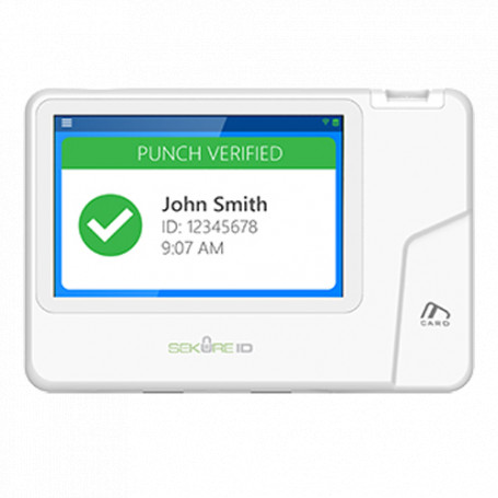 Control de Presencia laboral Wifi, TCP/IP y USB