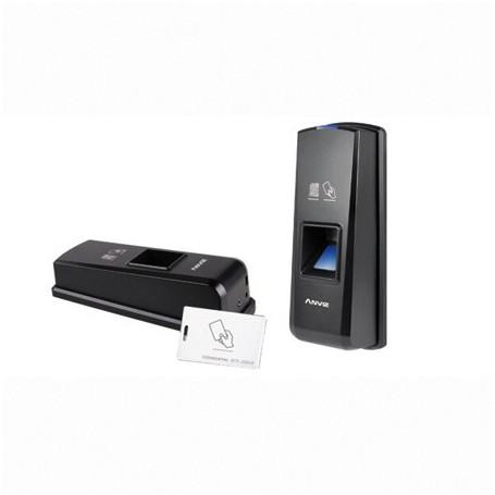 Detector biométrico y RFID TCP/IP