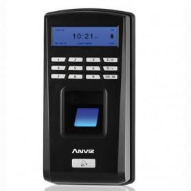 Control de acceso biométrico exterior