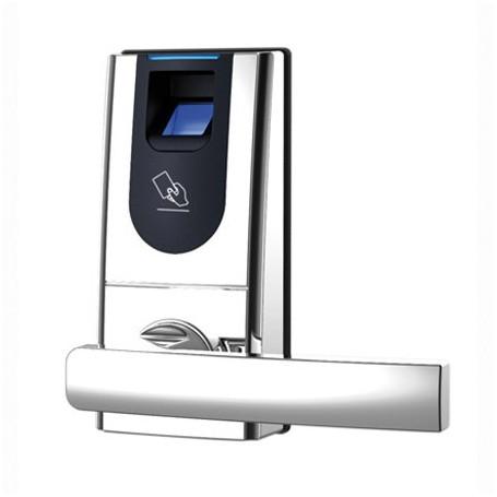 Cerradura electrónica con huella dactilar y RFID
