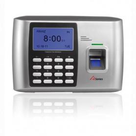 Control Horario Biométrico huellas y RFID TCP/IP