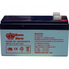 Batería de 12 V. / 1,2 Amp.