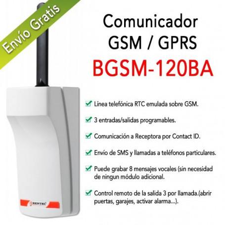 Módulo GSM / GPRS universal para sistemas de alarmas, conexiones telefónicas