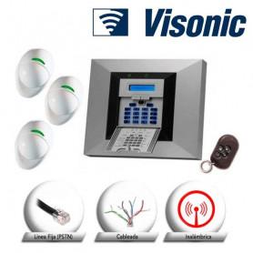 Sistema de Alarma Vía Radio Powermax Pro