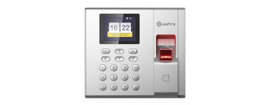 Control de presencia y control de acceso por huella y tarjeta económico