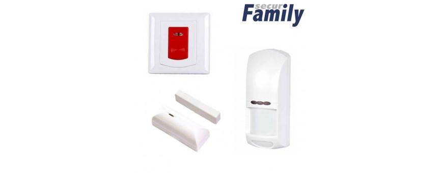 Accesorios Secur Family