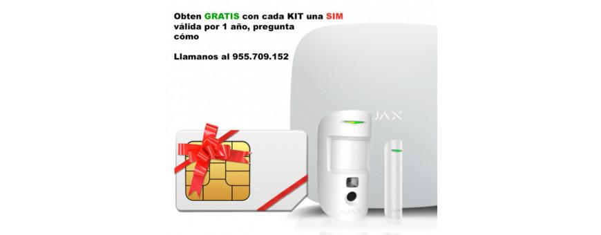 Alarma inalámbrica Ajax