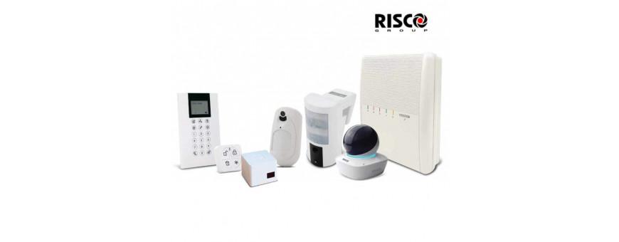 Accesorios y sensores para alarma cableada Risco