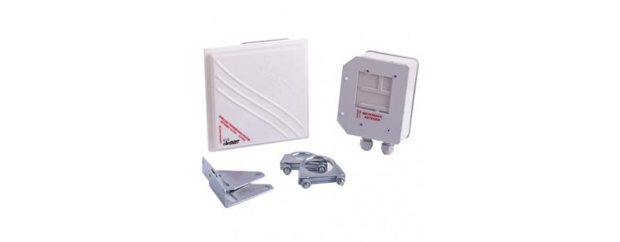Soluciones inalámbricas para CCTV