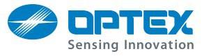 Detectores Optex